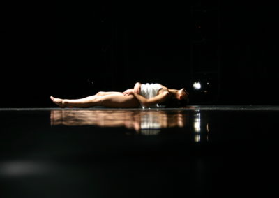 Choreography «The night before the morning after»
